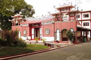 Chinese begraafplaats Manila - Filipijnen - Intas - CTTO
