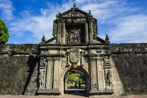 Fort Santiago Intramuros Manila - Filipijnen - Intas - CTTO