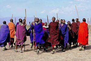 Masai stam - Kenia