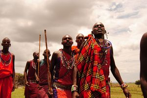 Masai stam - Kenia - foto: pixabay