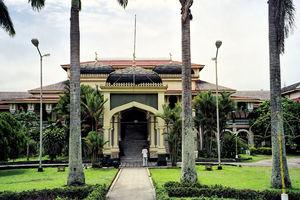 Medan - Sultan Paleis - Sumatra - Indonesie - foto: flickr