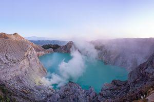 Mount Ijen - Java - Indonesie - foto: flickr