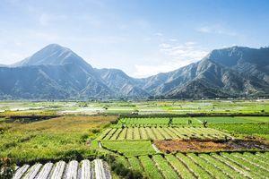Mount Rinjani - Landschap - Lombok - Indonesie - foto: flickr