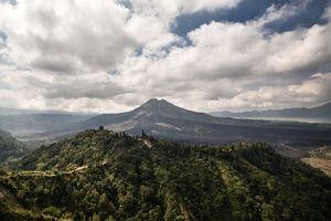 Mount Batur - Uitzicht - Batur - Indonesie - foto: flickr
