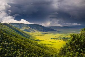 Ngorongoro Krater - Tanzania - foto: Southern Cross Safaris
