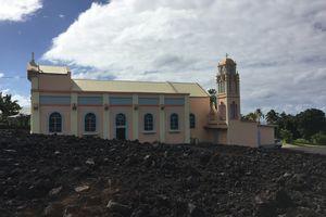Notre Dame des Laves - Sainte Rose - Réunion
