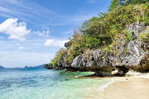 Palawan - Bacuit Archipel - Cadlao Island - Filipijnen