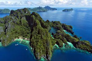 Big Lagoon - Small Lagoon - Miniloc Island - Bacuit Archipel - Palawan - Filipijnen - Intas - CTTO
