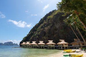Palawan - Bacuit Archipel - Miniloc Island - Filipijnen - Intas - CTTO