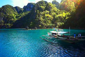 bootje Busuanga Palawan Filipijnen - Intas - CTTO
