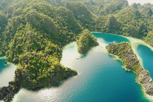 Coron Palawan Filipijnen - Intas - CTTO