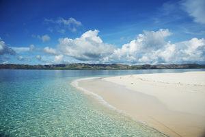 helder water - Dimakya Island - zee - Club Paradise Palawan - Filipijnen - Intas - CTTO
