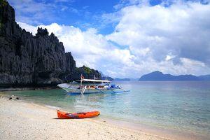 Palawan - Puerto Princesa - Honda Bay - Filipijnen - Intas - CTTO