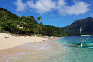 strandje Palawan - Filipijnen - Intas - CTTO - foto: Intas