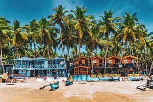 Palolem Strand - Goa - India - foto: unsplash