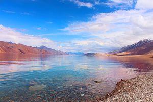 Pangong Tso Meer - Ladakh - India - foto: unsplash