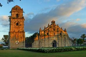 kerk Paoay - Luzon - Filipijnen