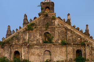 kerk in Paoay - Luzon - Filipijnen