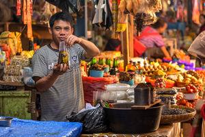Pasar Bolu - Traditioneel Marktje - Tana Toraja -Sulawesi - Indonesie - foto: flickr