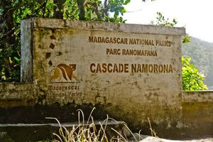 Ranomafana National Park - bord - Madagaskar - foto: Setam Lodge