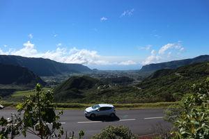Route des Plaines - Réunion