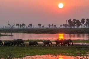 Selous Game Reserve - rivier - Tanzania - Roho Ya Selous - foto: Roho Ya Selous