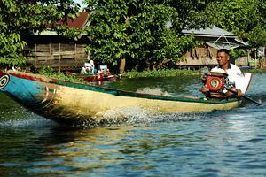 Sengkang - Lake Tempe - Indonesie - foto: lokale agent