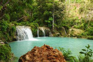 Siquijor - Cambugahay watervallen - Filipijnen - Intas - CTTO