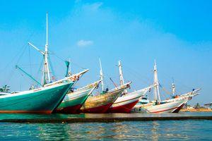 Sunda Kelapa - Haven - Jakarta - Indonesie - foto: flickr