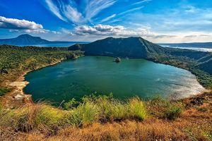 Taal vulkaan - Filipijnen - Intas - CTTO