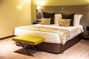 Tamarind Tree Hotel - slaapkamer - Nairobi - Kenia