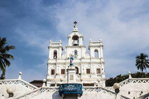 Tempel - Oude Goa - India  - foto: pixabay