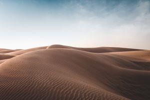 Thar Desert - Sam Sand Dunes - India - foto: unsplash