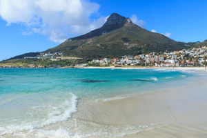 The Bay Hotel - Camp's Bay - strand - Kaapstad - Zuid-Afrika - foto: The Bay
