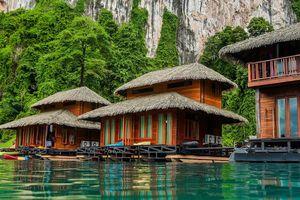 Bungalow The Greenery Panvaree in Khao Sok - Thailand