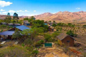Tsara Camp -Tsaranoro - Madagaskar