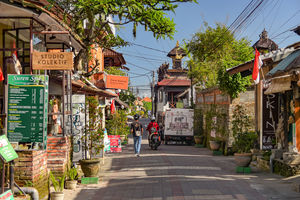 Ubud - Straatje - Cultuur - Bali - Indonesie - foto: flickr