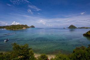 Uitzicht Vanaf Labuan Bajo - Buureilanden - Flores -Indonesie - foto: flickr