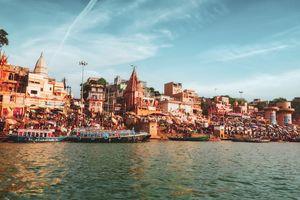 Varanasi - Rivier - Oevers - India - foto: unsplash