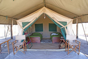 Whistling Thorn Tented Camp - kamer - Tarangire National Park -Tanzania