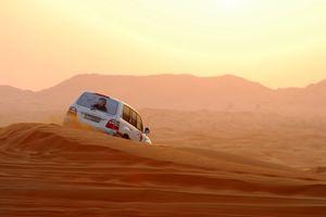 Woestijnsafari excursie - Dubai - foto: pixabay