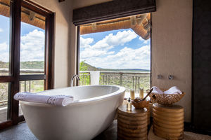 Luxury suite - Nambiti Hills Private Game Lodge - Zuid-Afrika