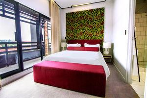 Deluxe room - Hallmark House - Johannesburg