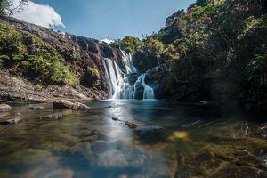 Baker's Falls - Horton Plains - Sri Lanka - foto: flickr