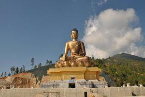 Gouden Boeddha Thimpu