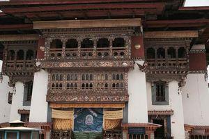 Phobjika Vallei Bhutan