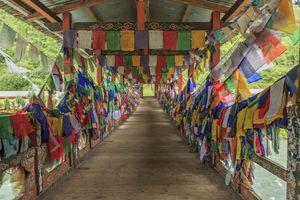 Vallei, Thimphu - Bhutan