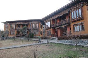 kamers van het Tashi Namgay Resort - Tashi Namgay Resort - Bhutan