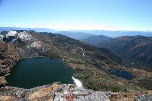 Bergmeren Druk Path - Druk Path - Bhutan