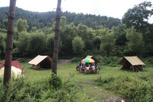 kamperen: deluxe camp - Bhutan